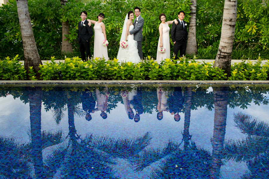 Mayda & Mark Bali Wedding 28