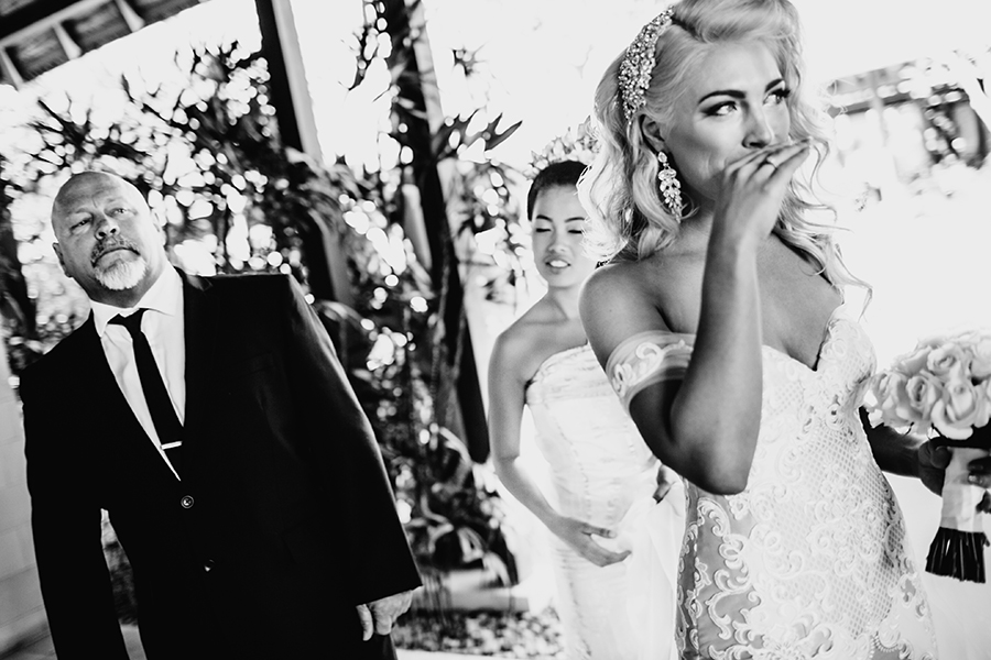 Amy & Zac's Bali Wedding 15
