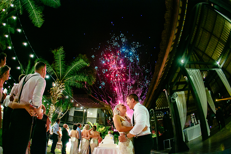 Amy & Zac's Bali Wedding 74